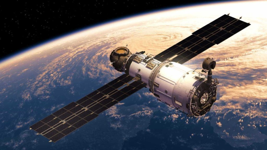 bearings and bearing related products in space equipment